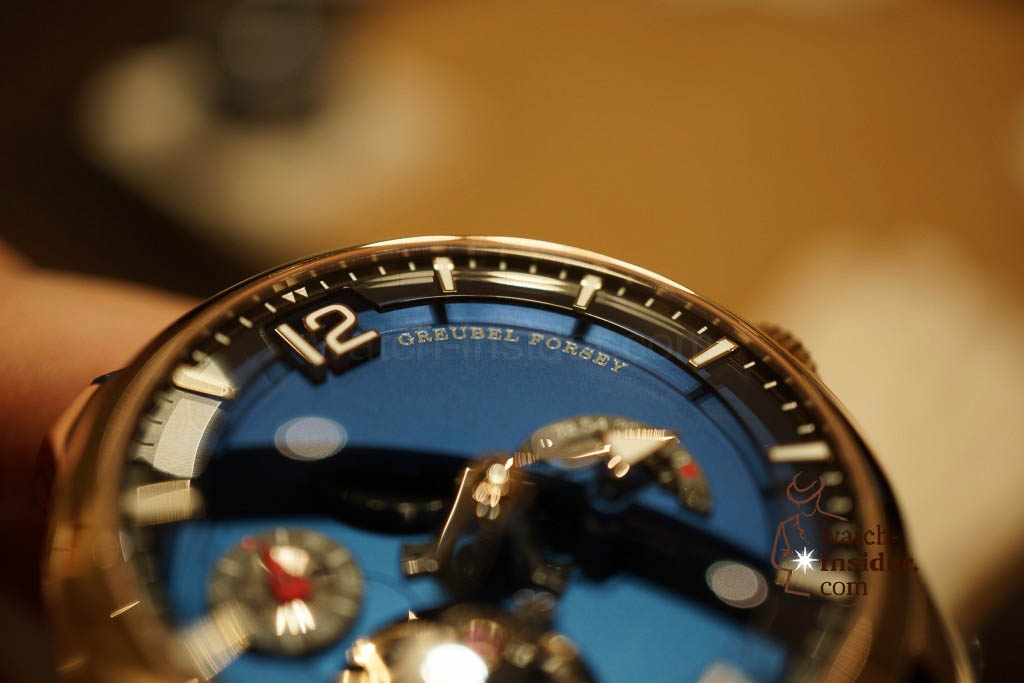 www.watch insider.com | reportages news  | I also met Robert Greubel & Stephen Forsey today at the SIHH 2013 | DSC1333 1024x683
