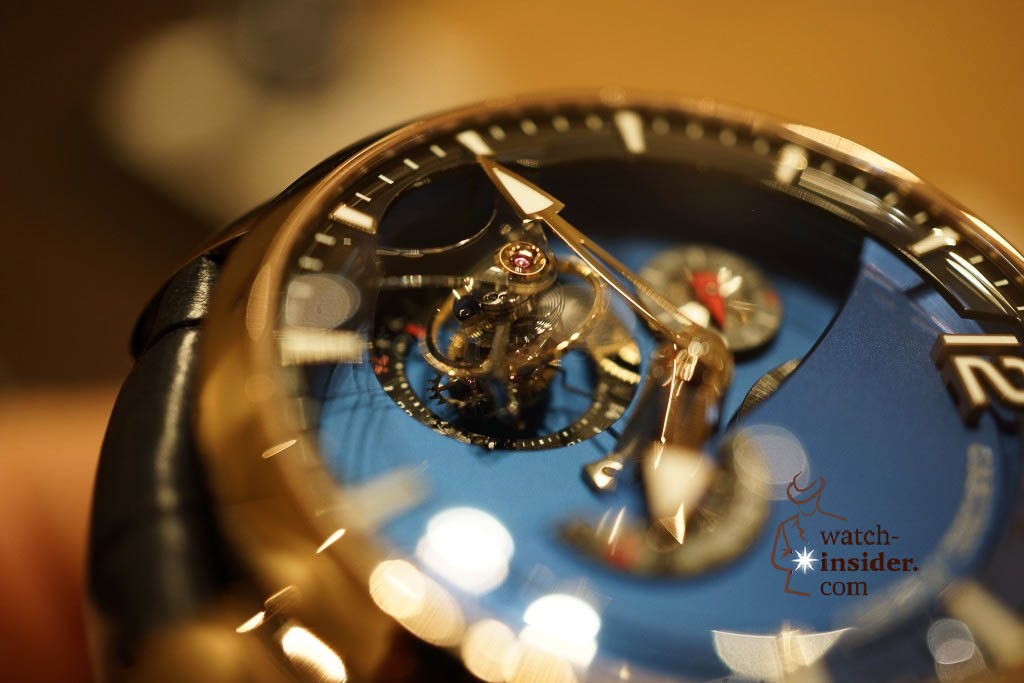 www.watch insider.com | reportages news  | I also met Robert Greubel & Stephen Forsey today at the SIHH 2013 | DSC1334 1024x683
