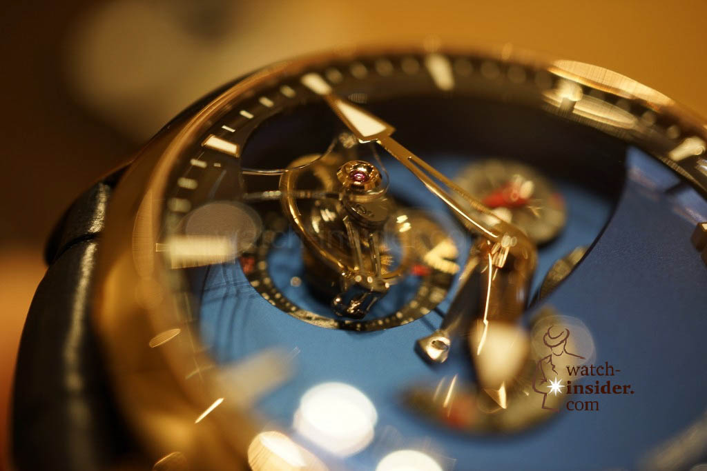 www.watch insider.com | reportages news  | I also met Robert Greubel & Stephen Forsey today at the SIHH 2013 | DSC1335 1024x683
