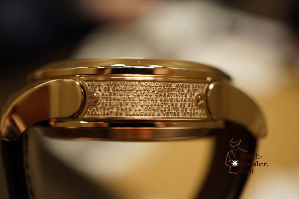 www.watch insider.com | reportages news  | I also met Robert Greubel & Stephen Forsey today at the SIHH 2013 | DSC1336 1024x683