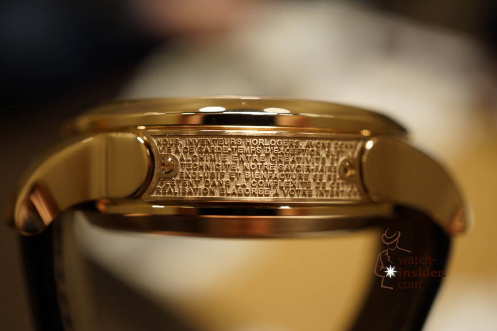 www.watch insider.com | reportages news  | I also met Robert Greubel & Stephen Forsey today at the SIHH 2013 | DSC1337 1024x683