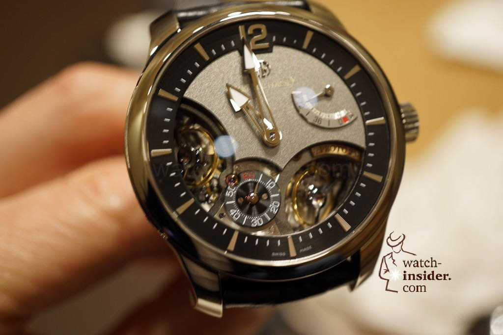 www.watch insider.com | reportages news  | I also met Robert Greubel & Stephen Forsey today at the SIHH 2013 | DSC1342 1024x683