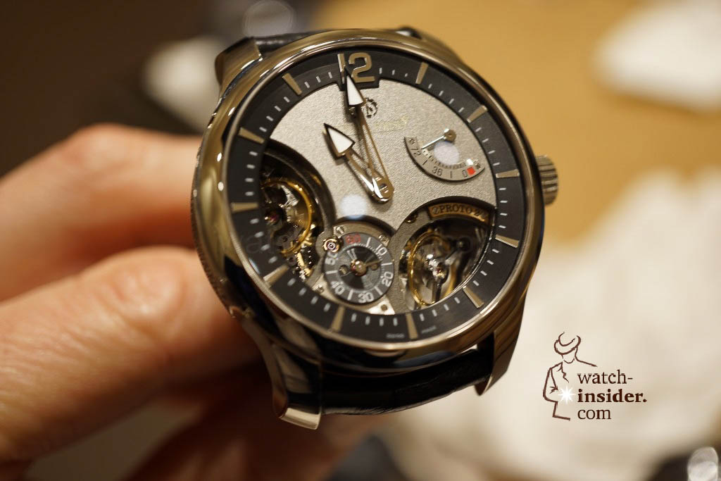 www.watch insider.com | reportages news  | I also met Robert Greubel & Stephen Forsey today at the SIHH 2013 | DSC1343 1024x683