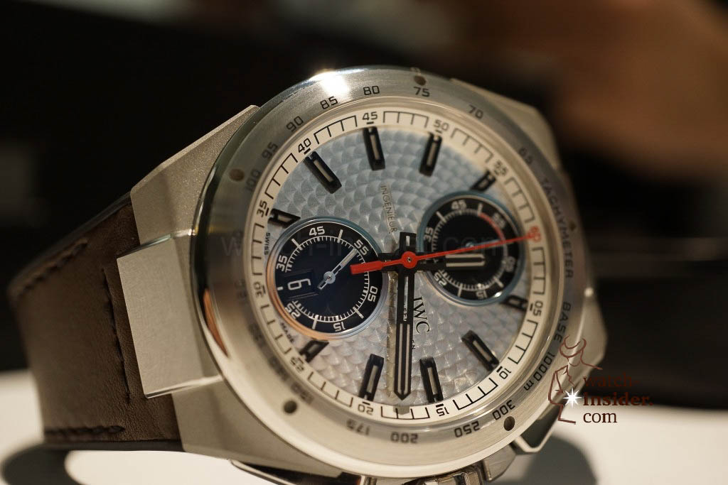 www.watch insider.com | reportages news  | These are the novelties 2013 of IWC presented at the SIHH in Geneva | DSC1388 1024x683