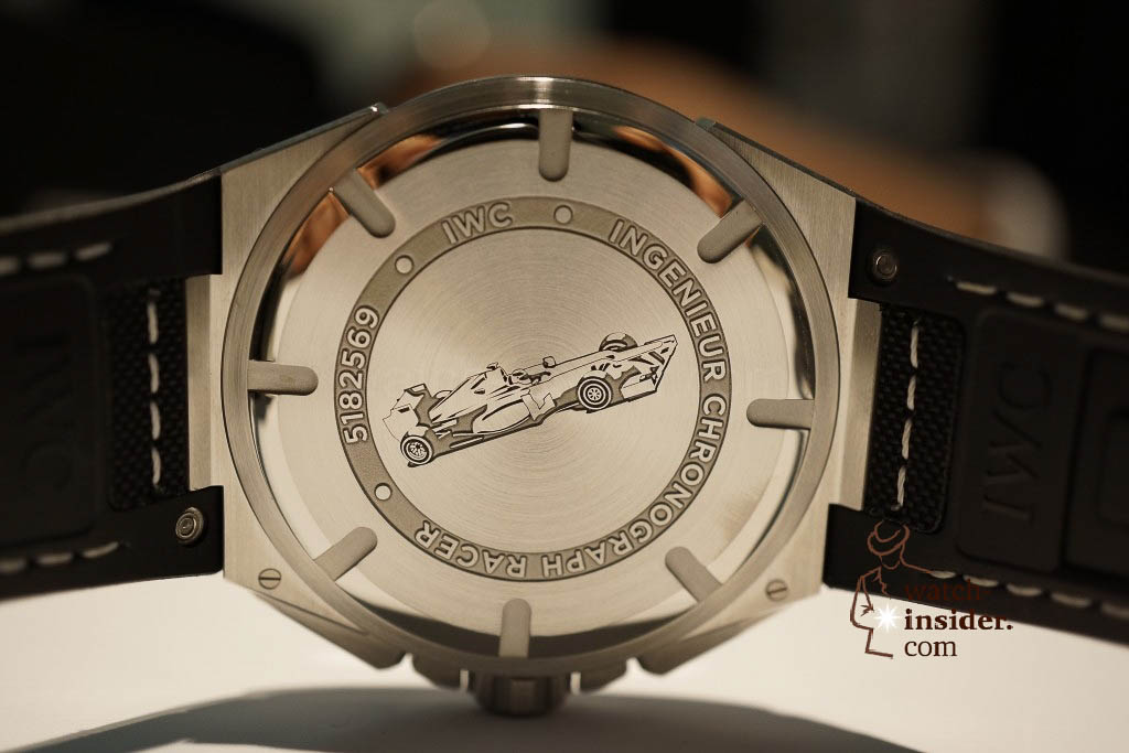 www.watch insider.com | reportages news  | These are the novelties 2013 of IWC presented at the SIHH in Geneva | DSC1394 1024x683