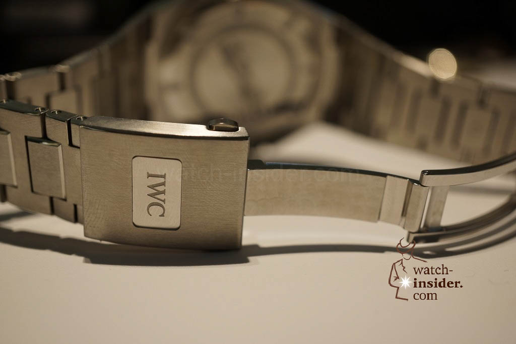 www.watch insider.com | reportages news  | These are the novelties 2013 of IWC presented at the SIHH in Geneva | DSC1404 1024x683
