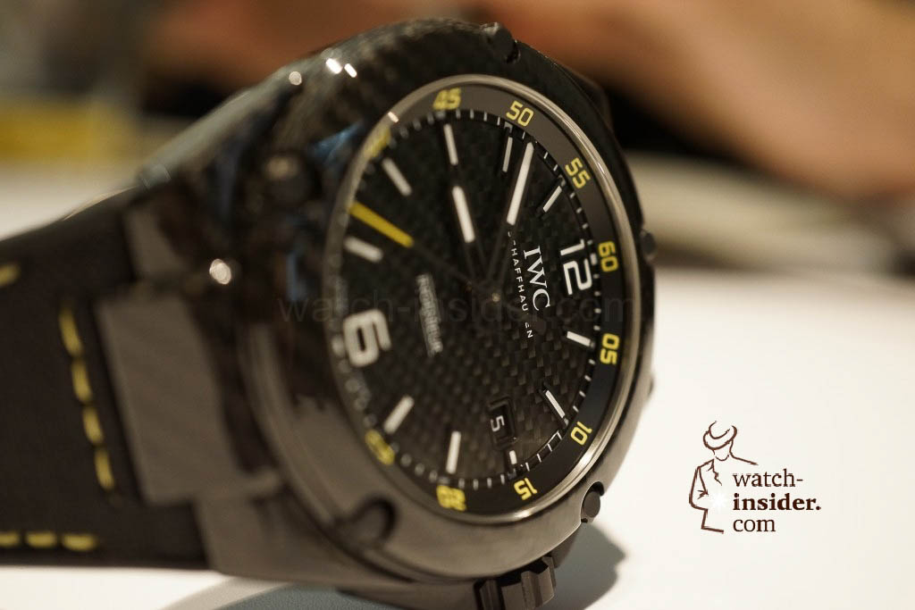 www.watch insider.com | reportages news  | These are the novelties 2013 of IWC presented at the SIHH in Geneva | DSC1434 1024x683