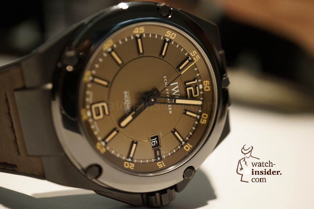 www.watch insider.com | reportages news  | These are the novelties 2013 of IWC presented at the SIHH in Geneva | DSC1448 1024x683