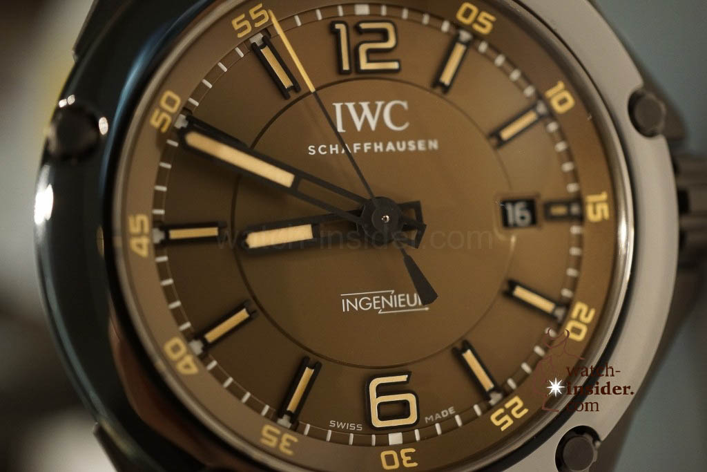 www.watch insider.com | reportages news  | These are the novelties 2013 of IWC presented at the SIHH in Geneva | DSC1452 1024x683