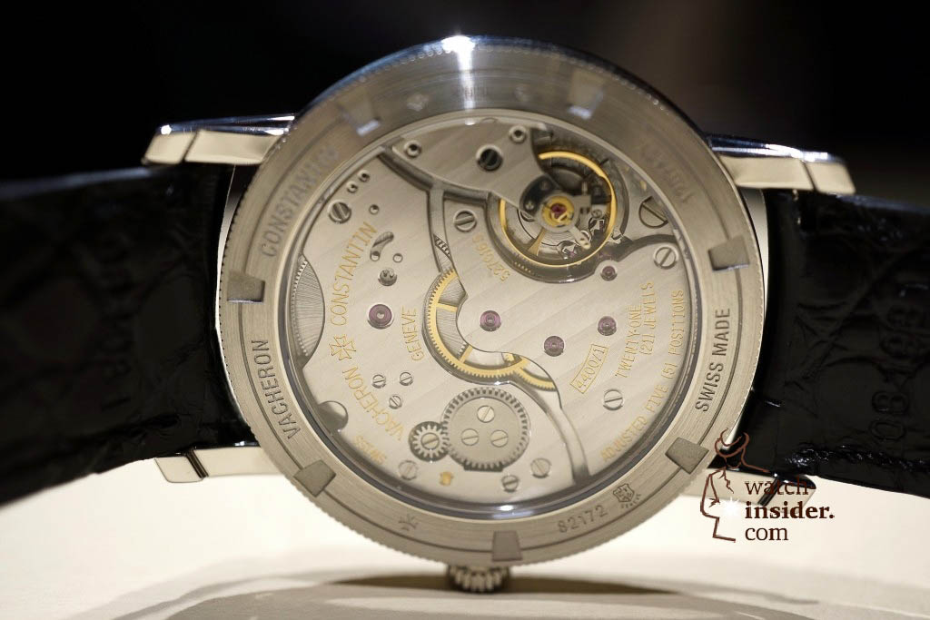www.watch insider.com | reportages news  | Vacheron Constantin @ SIHH 2013. The majority of novelties are ladies watches. | DSC1486 1024x683
