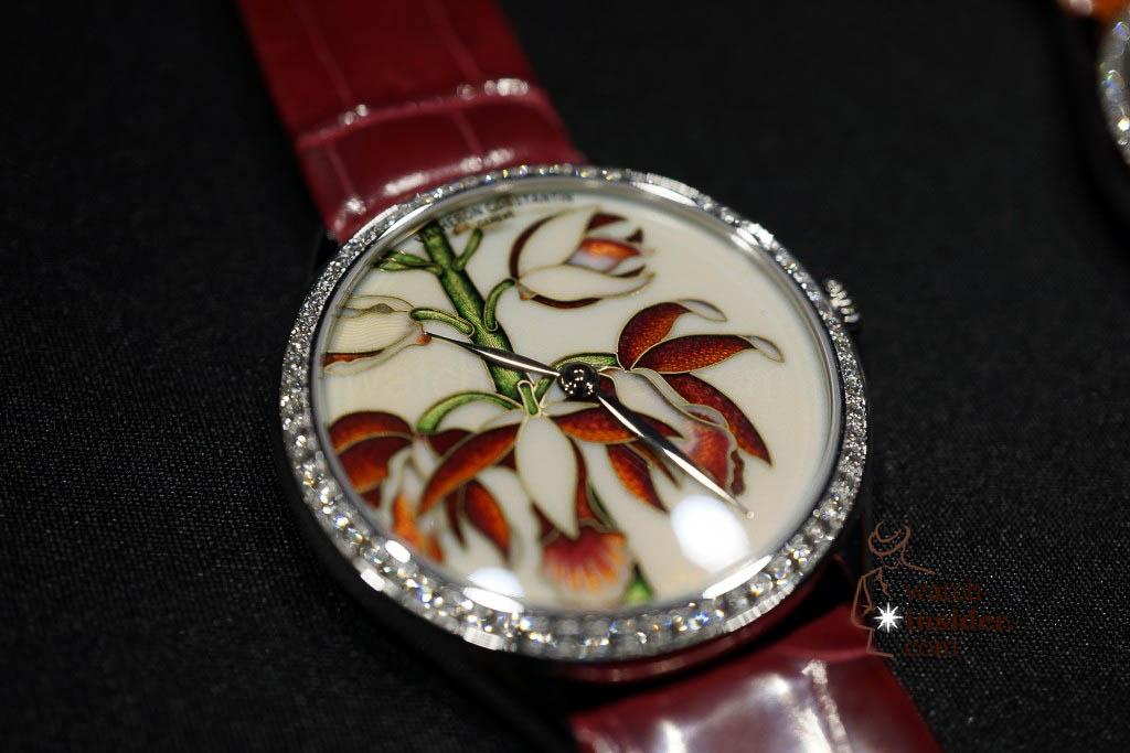 www.watch insider.com | reportages news  | Vacheron Constantin @ SIHH 2013. The majority of novelties are ladies watches. | DSC1515 1024x683