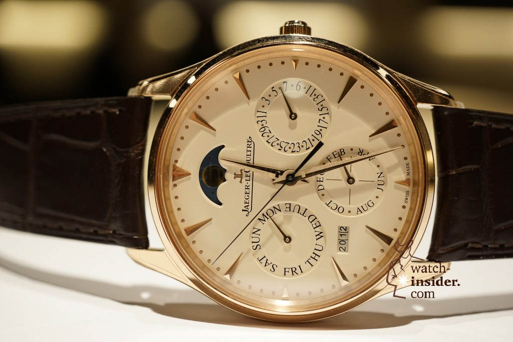 www.watch insider.com | reportages news  | Jaeger LeCoultre SIHH Novelties 2013 presented by CEO Jerome Lambert | DSC1772 1024x683
