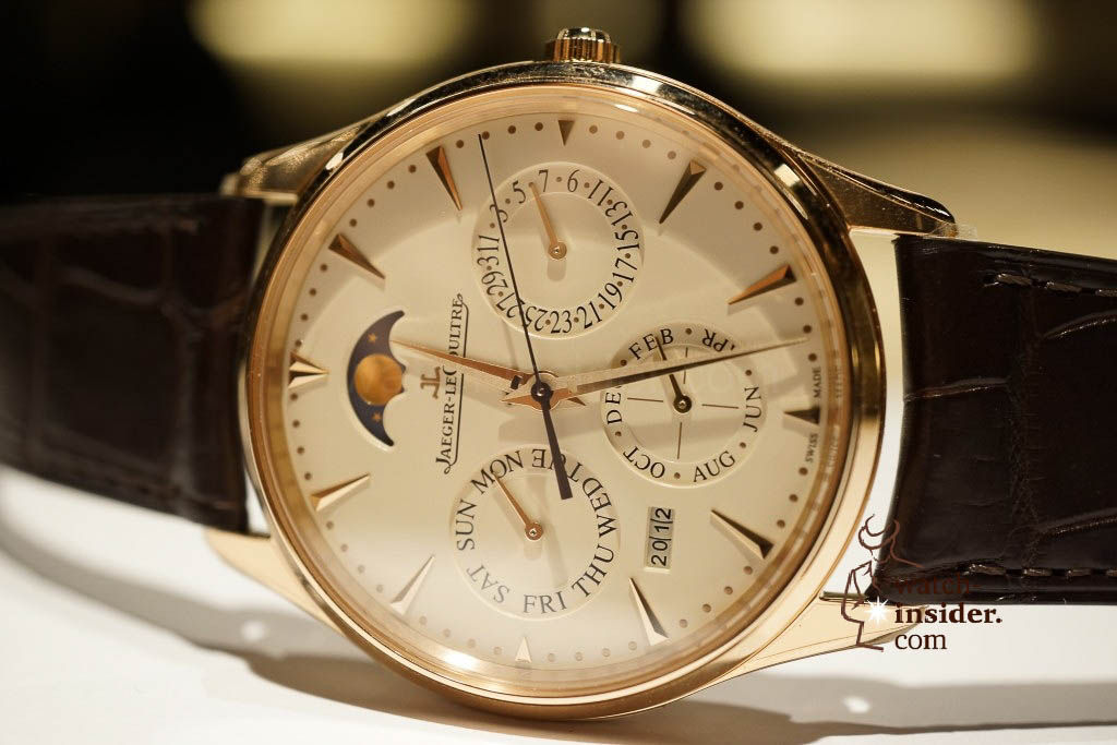 www.watch insider.com | reportages news  | Jaeger LeCoultre SIHH Novelties 2013 presented by CEO Jerome Lambert | DSC1773 1024x683