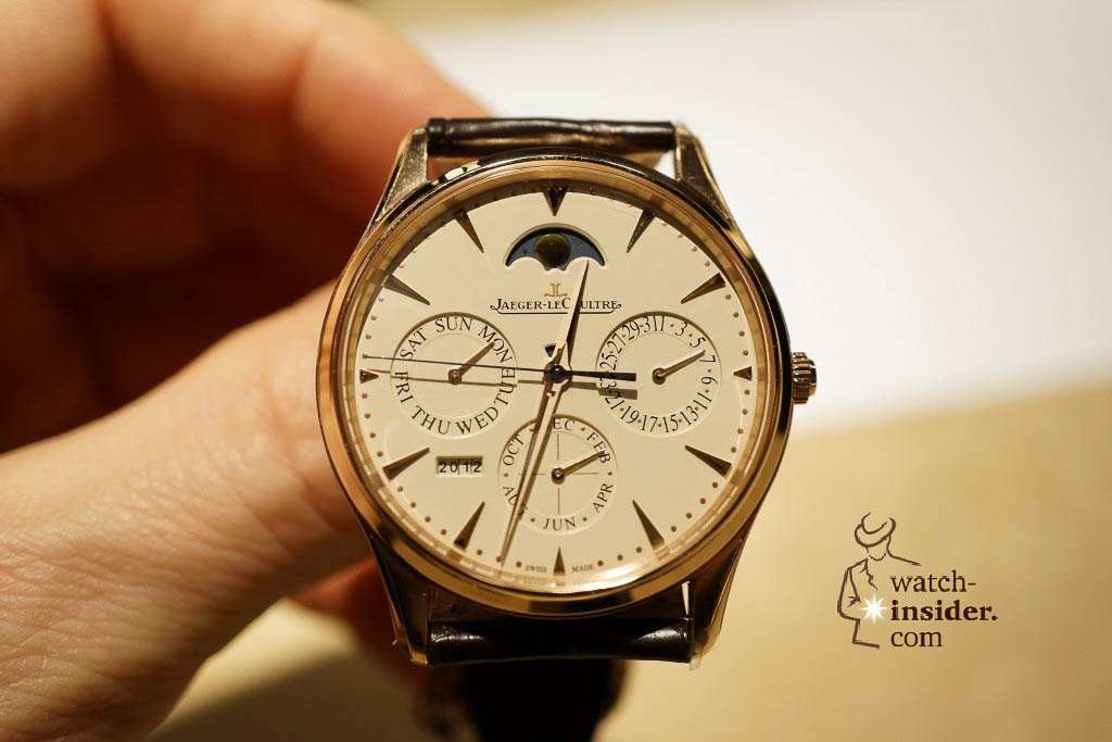 www.watch insider.com | reportages news  | Jaeger LeCoultre SIHH Novelties 2013 presented by CEO Jerome Lambert | DSC1782 1024x683