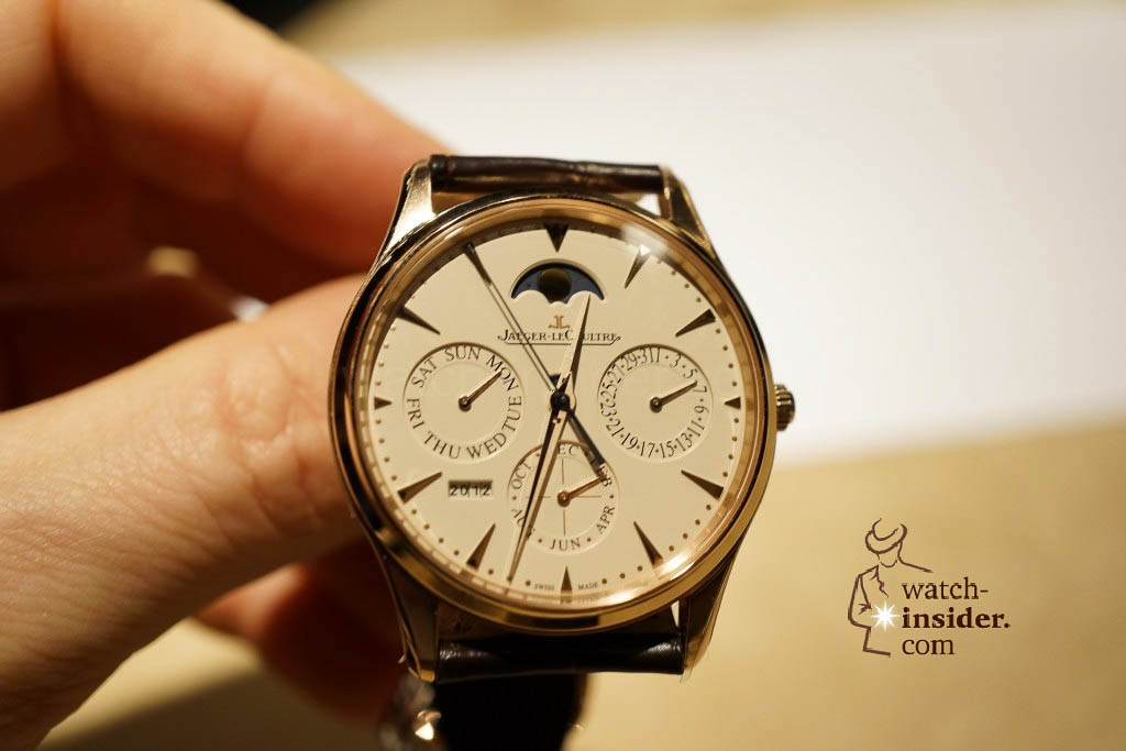 www.watch insider.com | reportages news  | Jaeger LeCoultre SIHH Novelties 2013 presented by CEO Jerome Lambert | DSC1783 1024x683