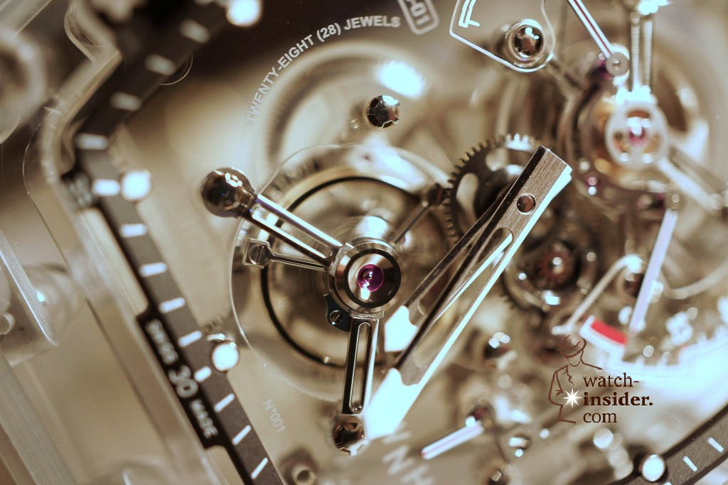 www.watch insider.com | reportages news  | THE TOURBILLON RICHARD MILLE RM 56 01 SAPPHIRE  | DSC1792 1024x683