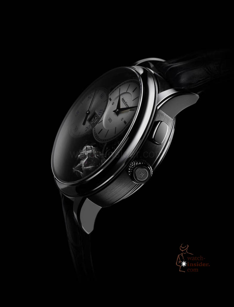 www.watch insider.com | news  | More detailed information about and some more pictures from the Jaeger LeCoultre Master Grande Tradition Gyrotourbillon 3 Jubilee | Master Grande Tradition Gyrotourbillon 3 Jubilee 2 783x1024