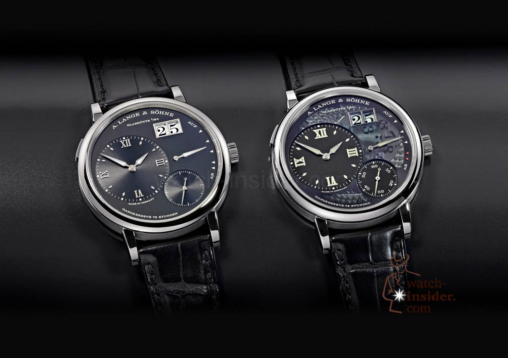 www.watch insider.com | reportages news  | The A. Lange & Söhne Boutique Tour 2013. See and touch the novelties just presented at the SIHH | ALS 117 028 035 2erGruppe SIHH 2013 A6 1024x723