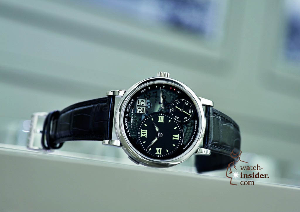www.watch insider.com | reportages news  | The A. Lange & Söhne Boutique Tour 2013. See and touch the novelties just presented at the SIHH | ALS 117 035 SIHH 2013 A6 1024x723