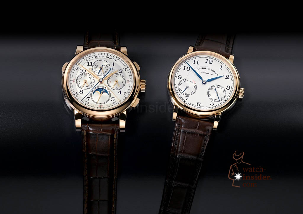 www.watch insider.com | reportages news  | The A. Lange & Söhne Boutique Tour 2013. See and touch the novelties just presented at the SIHH | ALS 234 032 421 032 2erGruppe SIHH 2013 A6 1024x723