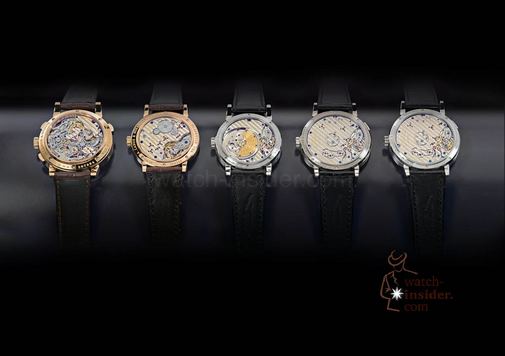 www.watch insider.com | reportages news  | The A. Lange & Söhne Boutique Tour 2013. See and touch the novelties just presented at the SIHH | ALS Debuts SIHH 2013 RS A6 1024x723