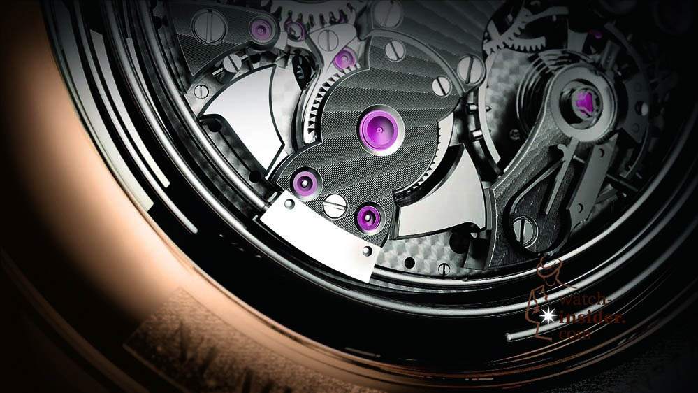 "www.watch insider.com | videos reportages news  | The Jaquet Droz ""Bird Repeater"" 
