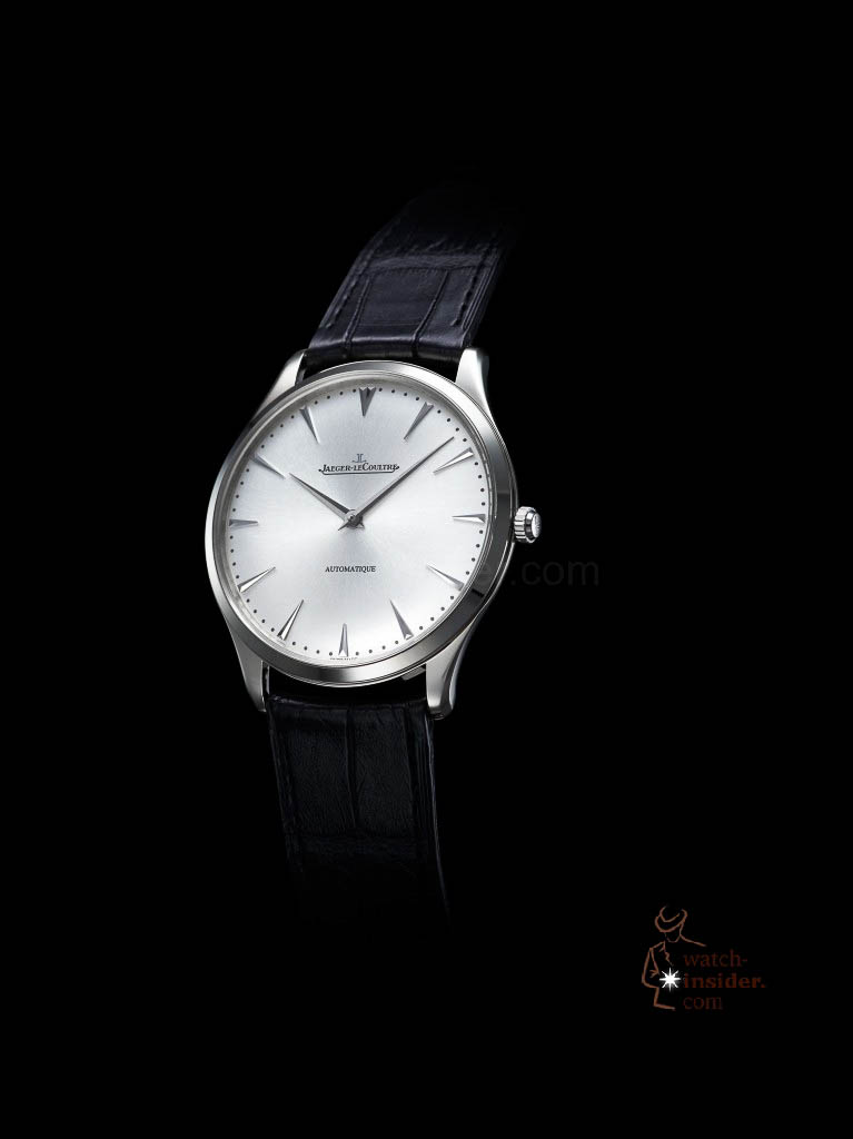 www.watch insider.com | reportages  | Discover my personal ten favorite watches from the SIHH 2013 in Geneva | Jaeger LeCoultre Master Ultra Thin 41 SS 767x1024