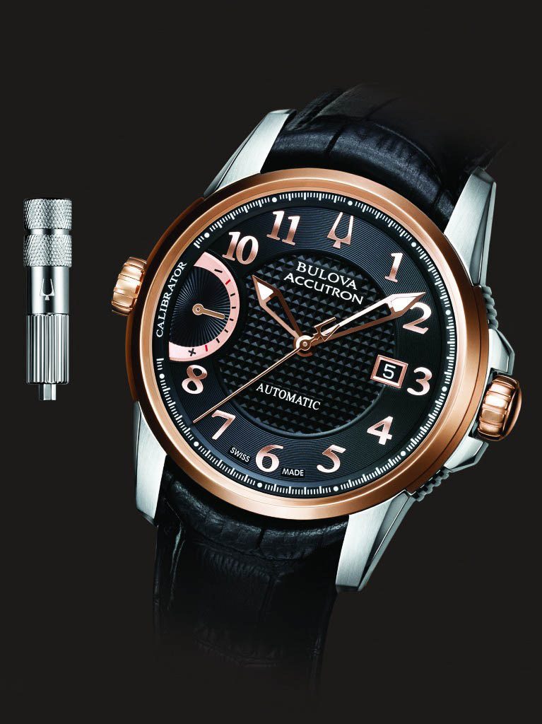 www.watch insider.com | news  | Please enjoy my next Baselworld 2013 update | Bulova Accutron 65B148 BIG 767x1024