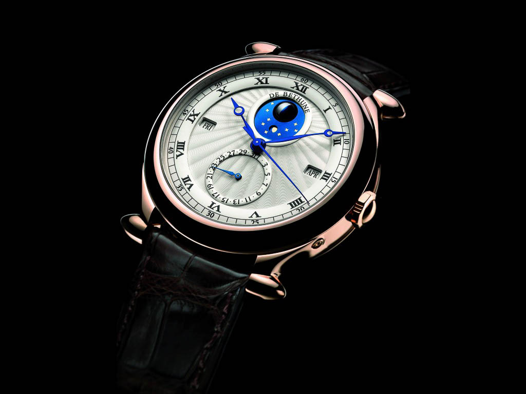 www.watch insider.com | news  | Please enjoy my next Baselworld 2013 update | DeBethune DB16 ND BIG 1024x768