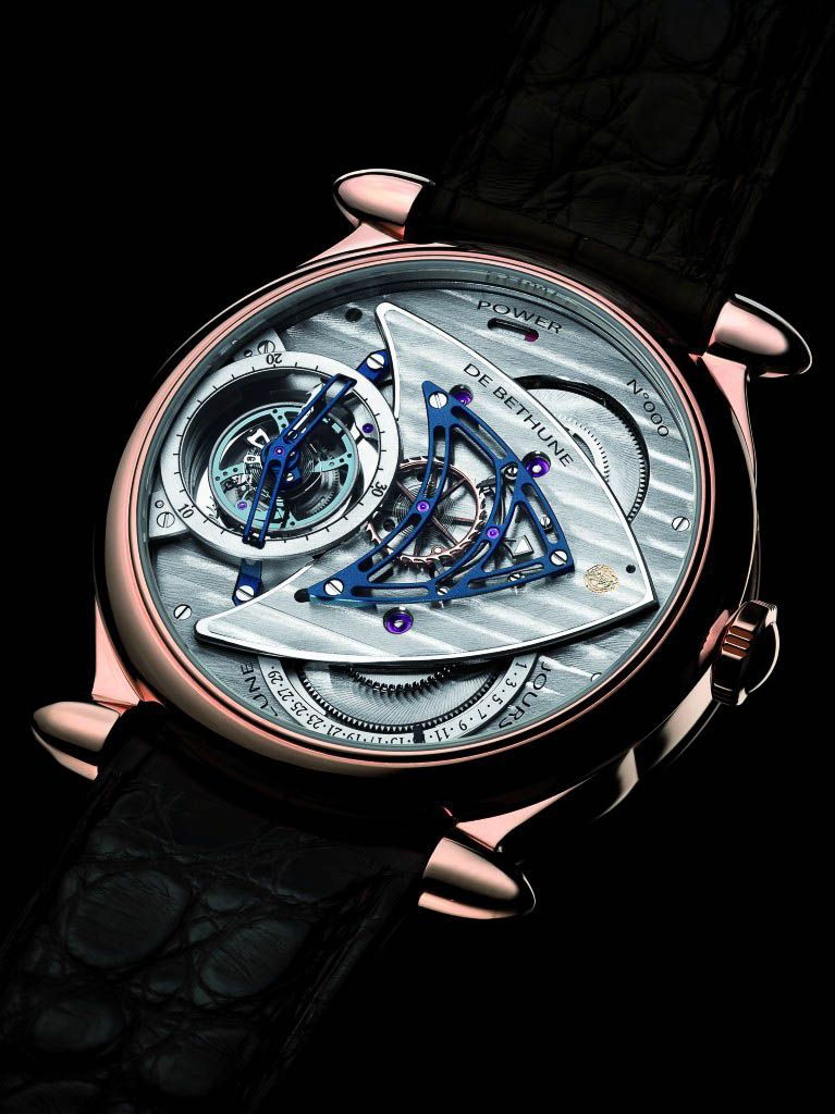 www.watch insider.com | news  | Please enjoy my next Baselworld 2013 update | DeBethune DB16 back SMALL 767x1024