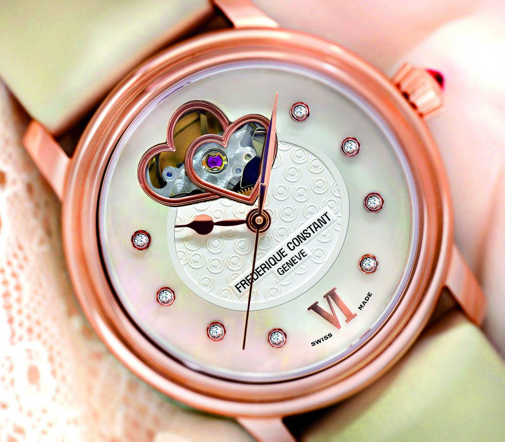 www.watch insider.com | news  | Please enjoy my next Baselworld 2013 update | FrederiqueConstant NewCharityAmbassador 2 FC 310WHF2P4 SMALL 1024x896