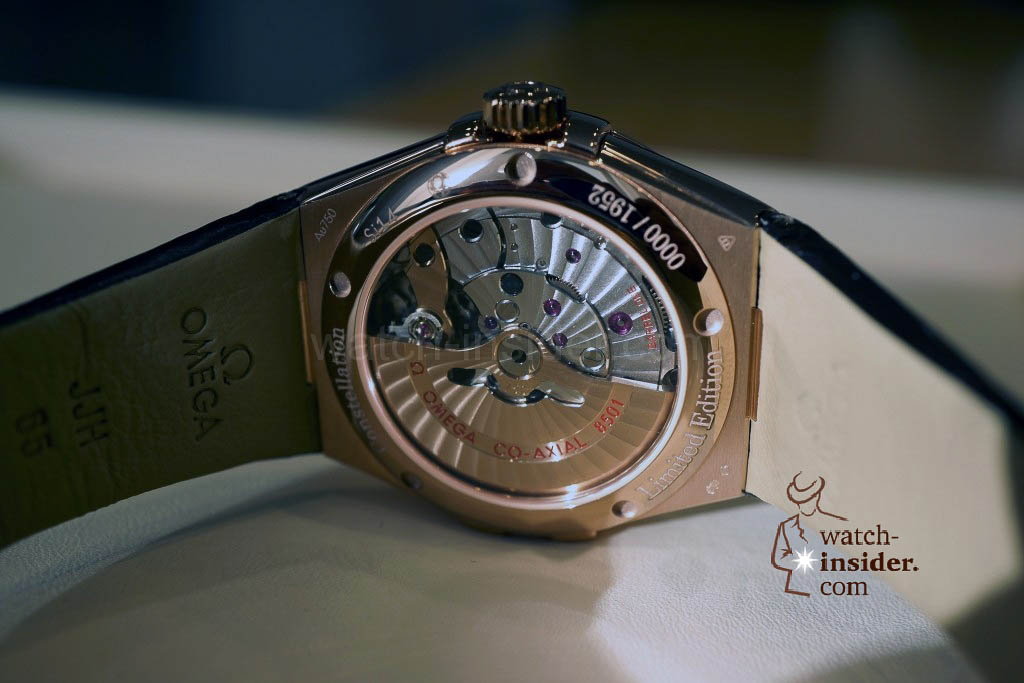 www.watch insider.com | news featured  | The Omega novelties presented at Baselworld 2013 | DSC02123 1024x683
