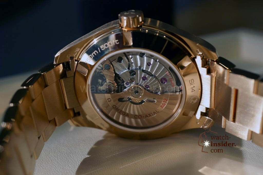 www.watch insider.com | news featured  | The Omega novelties presented at Baselworld 2013 | DSC02132 1024x683