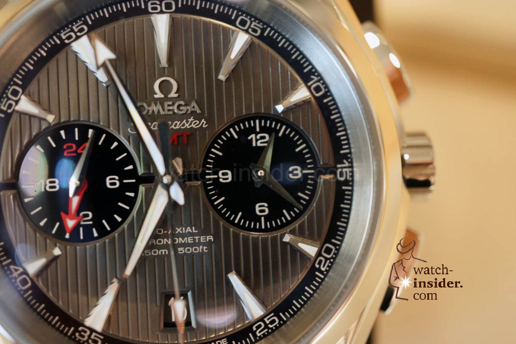www.watch insider.com | news featured  | The Omega novelties presented at Baselworld 2013 | DSC02152 1024x683