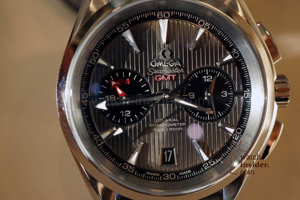 www.watch insider.com | news featured  | The Omega novelties presented at Baselworld 2013 | DSC02165 1024x683