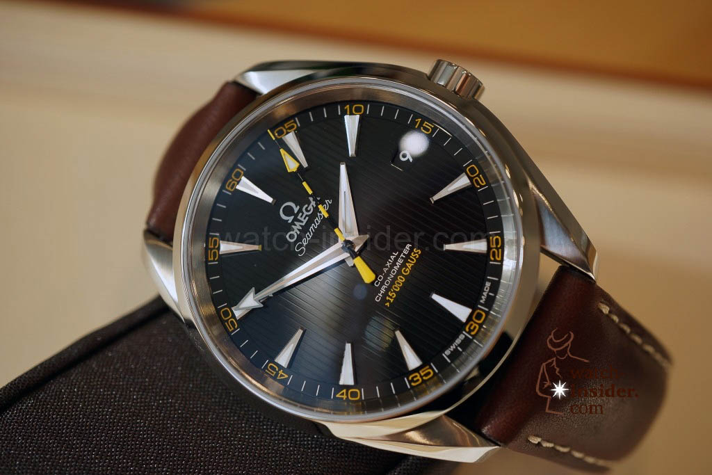 www.watch insider.com | news featured  | The Omega novelties presented at Baselworld 2013 | DSC02167 1024x683