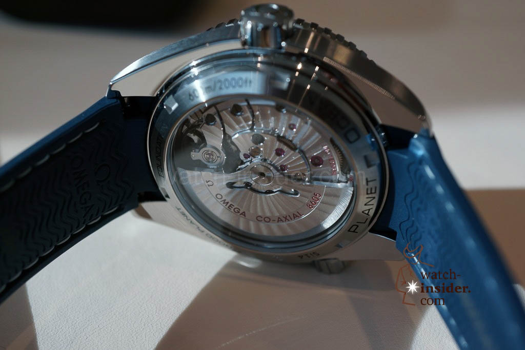 www.watch insider.com | news featured  | The Omega novelties presented at Baselworld 2013 | DSC02212 1024x683
