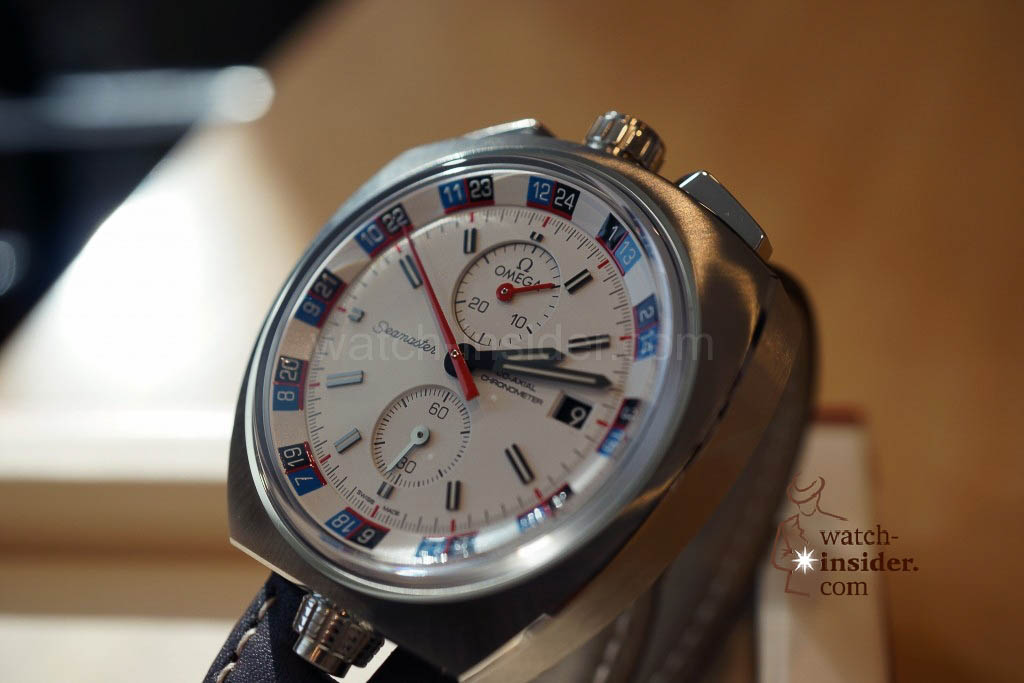www.watch insider.com | news featured  | The Omega novelties presented at Baselworld 2013 | DSC02235 1024x683