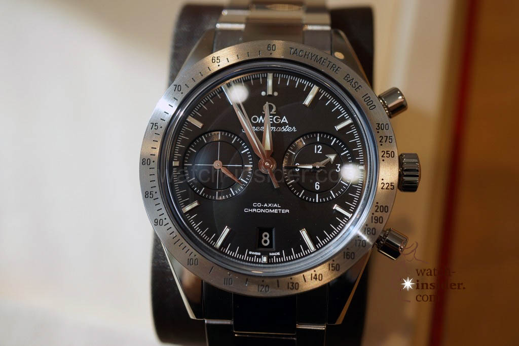 www.watch insider.com | news featured  | The Omega novelties presented at Baselworld 2013 | DSC02238 1024x683
