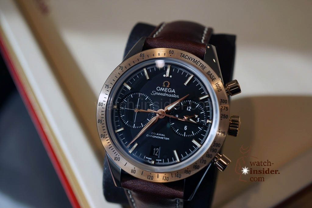 www.watch insider.com | news featured  | The Omega novelties presented at Baselworld 2013 | DSC02251 1024x683
