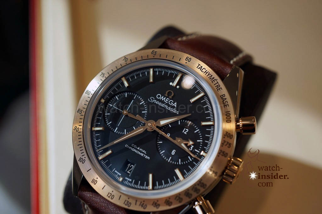 www.watch insider.com | news featured  | The Omega novelties presented at Baselworld 2013 | DSC02254 1024x683