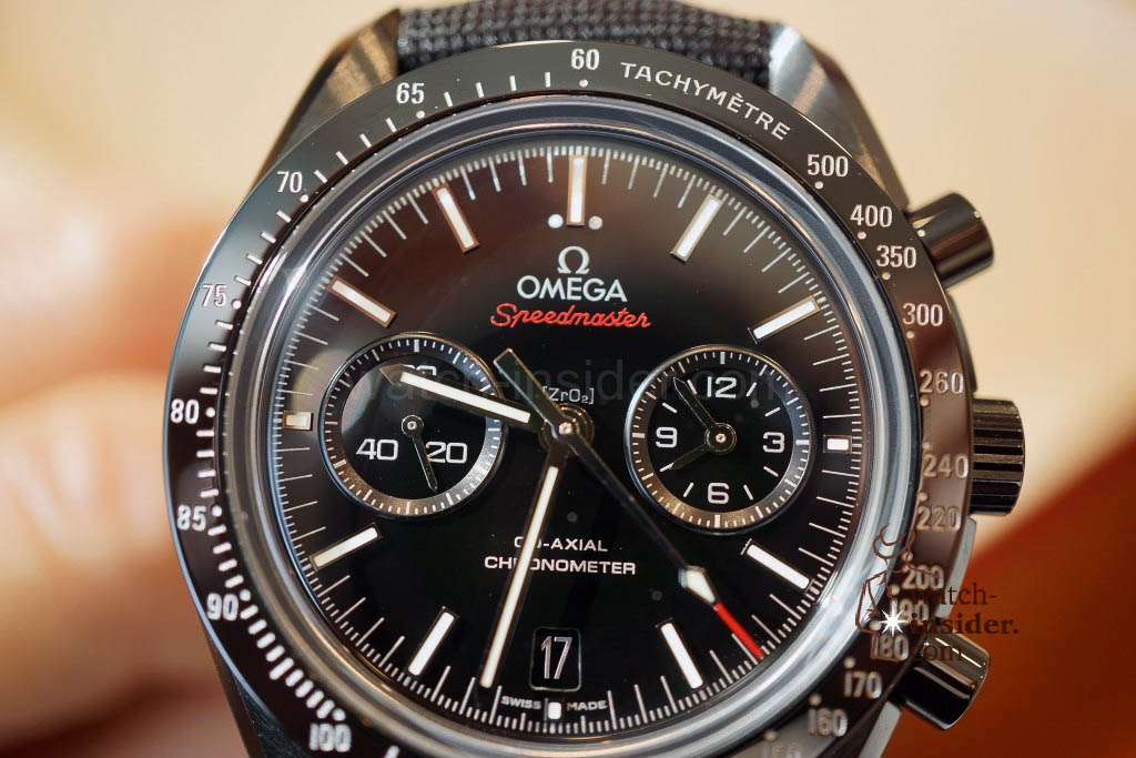 www.watch insider.com | news featured  | The Omega novelties presented at Baselworld 2013 | DSC02260 1024x683