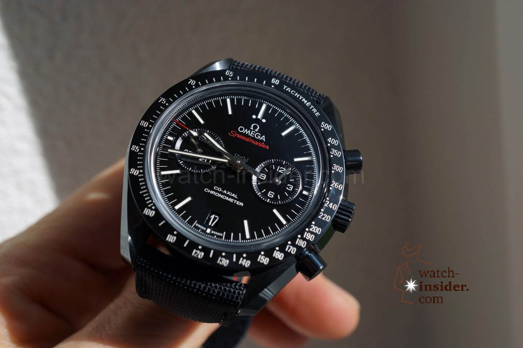 www.watch insider.com | news featured  | The Omega novelties presented at Baselworld 2013 | DSC02288 1024x683
