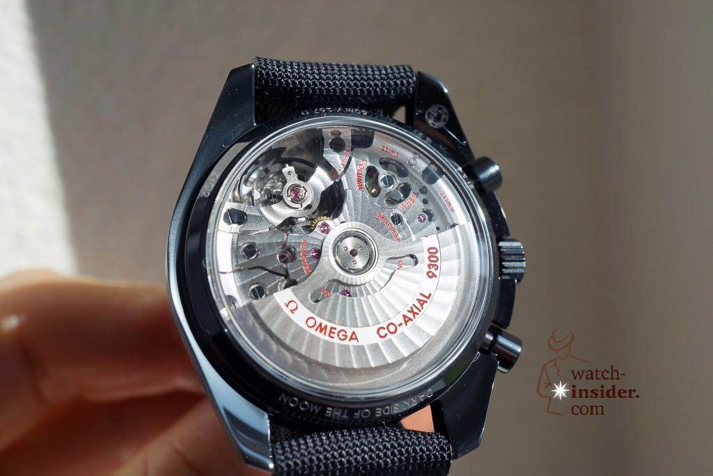 www.watch insider.com | news featured  | The Omega novelties presented at Baselworld 2013 | DSC02294 1024x683