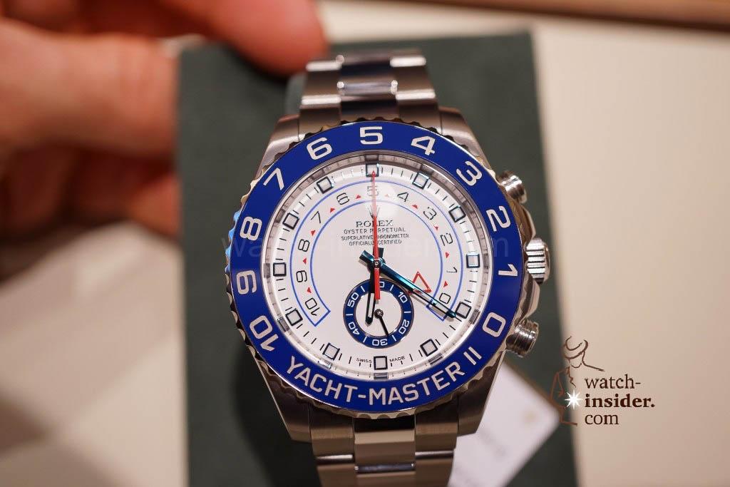 rolex yacht master 2 prix
