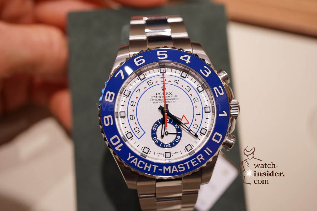 Baselworld 2013 Rolex novelties