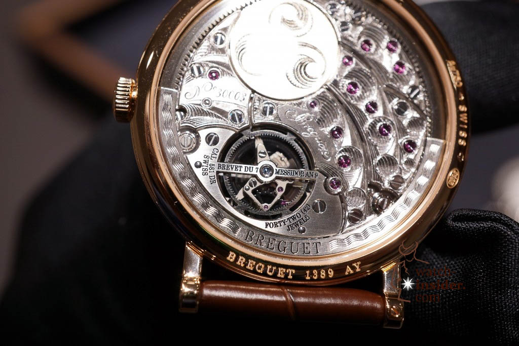 www.watch insider.com | news interviews  | Baselworld 2013 ... Marc Hayek presented me some of the novelties of Blancpain and Breguet | DSC03008 1024x683