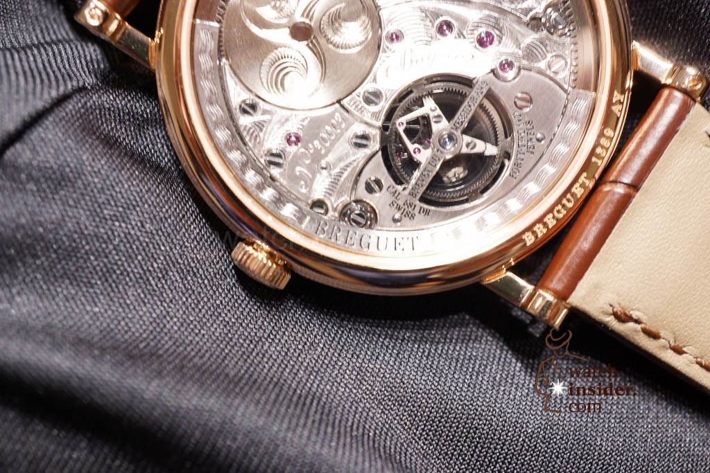 www.watch insider.com | news interviews  | Baselworld 2013 ... Marc Hayek presented me some of the novelties of Blancpain and Breguet | DSC03013 1024x683