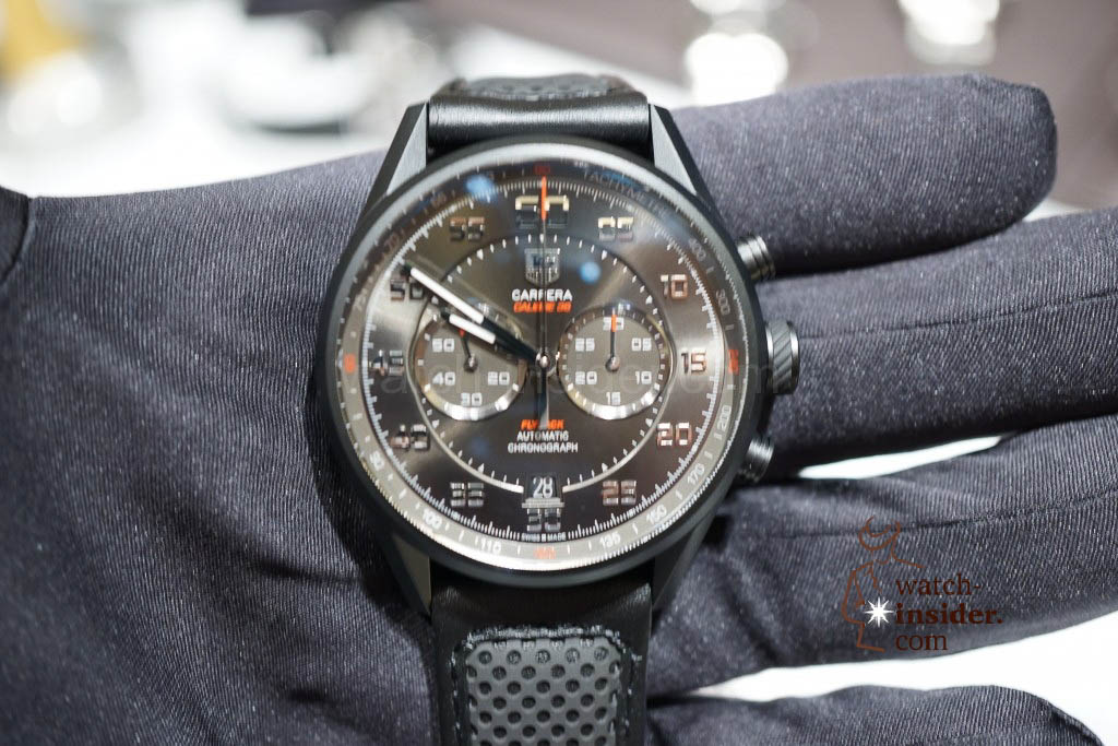 www.watch insider.com | news interviews  | Baselworld 2013 ... I talked to Jean Christophe Babin, CEO TAG Heuer and I saw the novelties  | DSC03063 1024x683