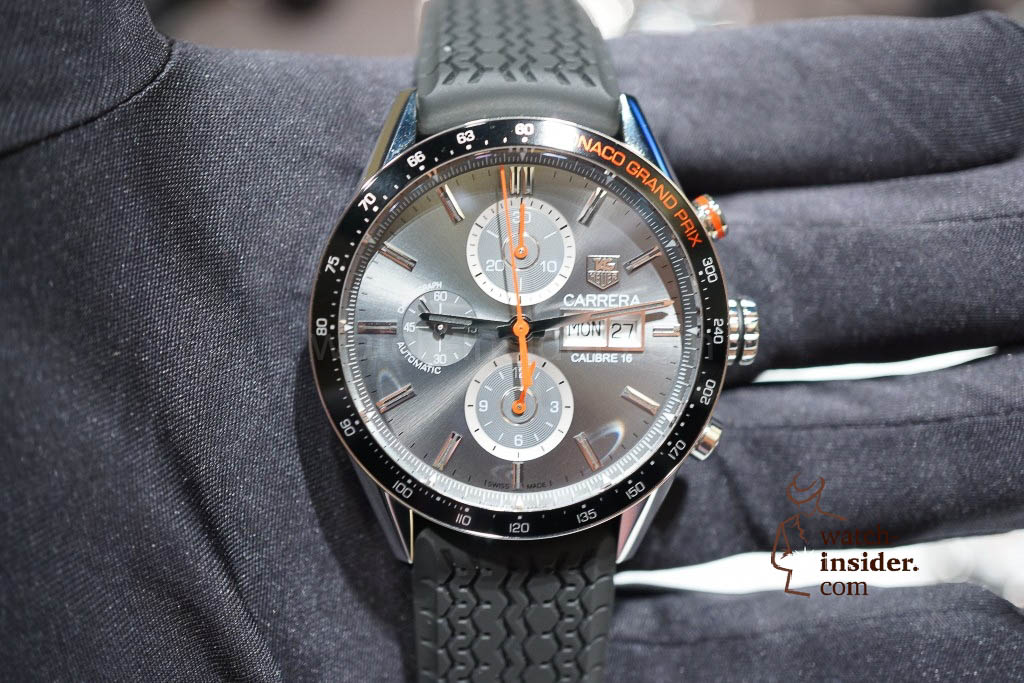 www.watch insider.com | news interviews  | Baselworld 2013 ... I talked to Jean Christophe Babin, CEO TAG Heuer and I saw the novelties  | DSC03071 1024x683